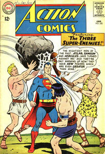 Action Comics Issue 320