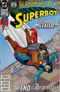 Superboy Vol 3 22
