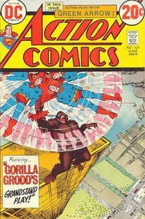 Action Comics Issue 424