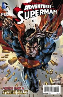 Adventures of Superman Vol 2 3