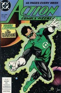Action Comics Weekly 608