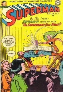 Superman Vol 1 81