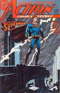 Action Comics Weekly 623