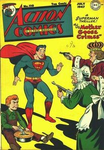 Action Comics Issue 110