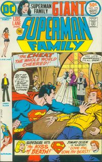 Superman Family 172