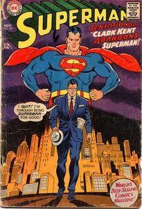 Superman Vol 1 201