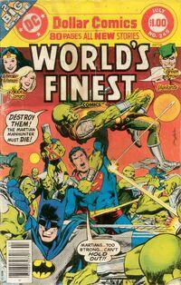World's Finest Comics 245