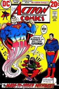 Action Comics Issue 420