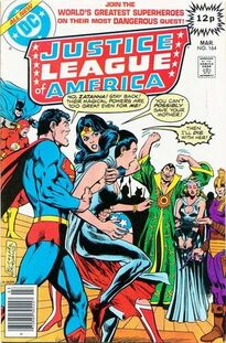 Justice League of America Vol 1 164