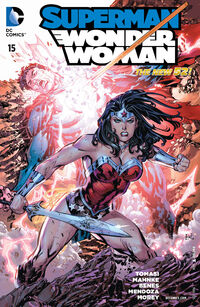 Superman-Wonder Woman 15