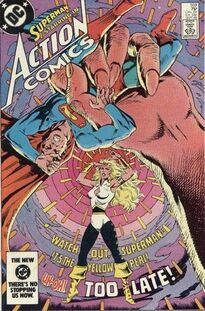 Action Comics Issue 559