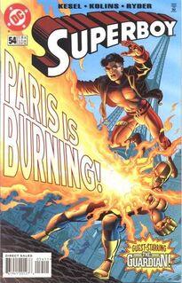 Superboy Vol 4 54