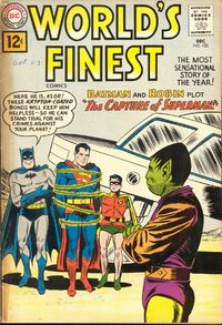 World's Finest Comics 122