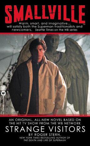 Smallville novel 01 Strange Visitors