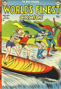 World's Finest Comics 053