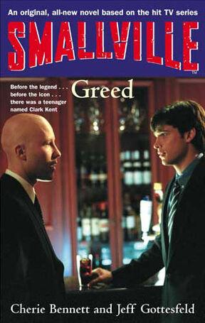 Smallville YA novel 08 Greed