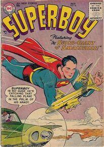 Superboy 1949 50