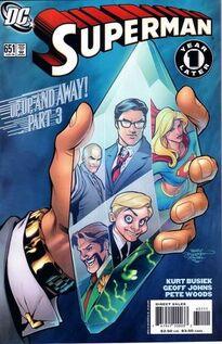 Superman Vol 1 651