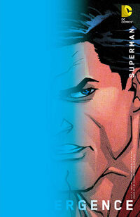 Convergence Superman Vol 1 2 Variant