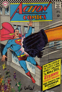 Action Comics Issue 343