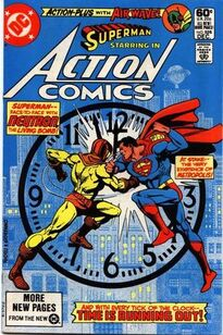 Action Comics Issue 526