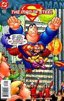 Superman Man of Steel 132