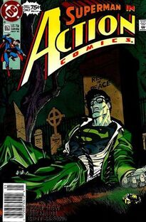 Action Comics Issue 653