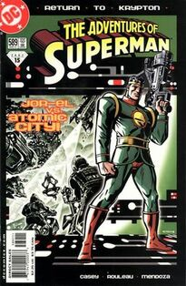 The Adventures of Superman 589