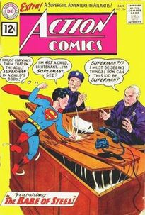 Action Comics Issue 284