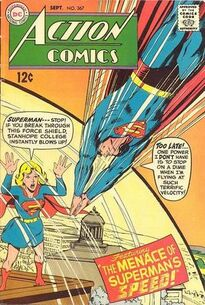 Action Comics Issue 367