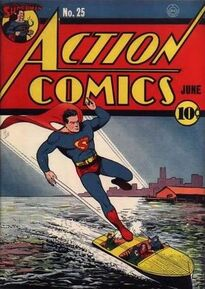 Action Comics Issue 25