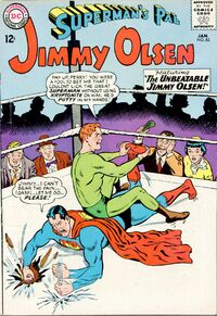 Supermans Pal Jimmy Olsen 082