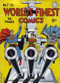 World's Finest Comics 007