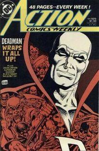 Action Comics Weekly 625