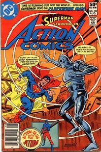 Action Comics Issue 522
