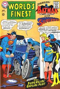 World's Finest Comics 169