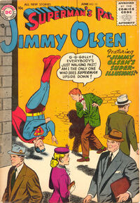 Supermans Pal Jimmy Olsen 013