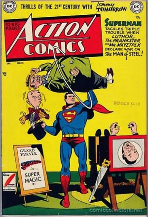 File:Action Comics Issue 151.jpg