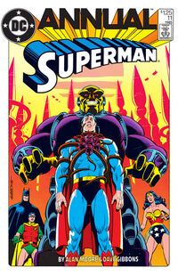Superman Annual 11