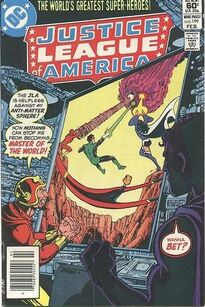 Justice League of America Vol 1 199