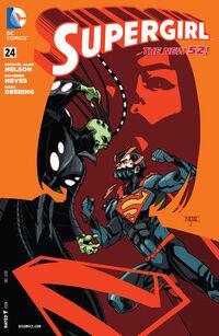 Supergirl 2011 24