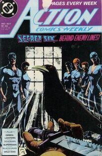 Action Comics Weekly 607