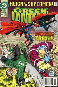 Green Lantern 46