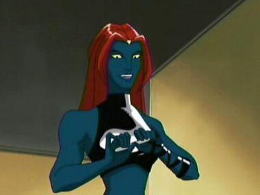 Mystique (X-Men Evolution)2