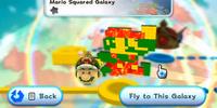 Mario Squared Galaxy