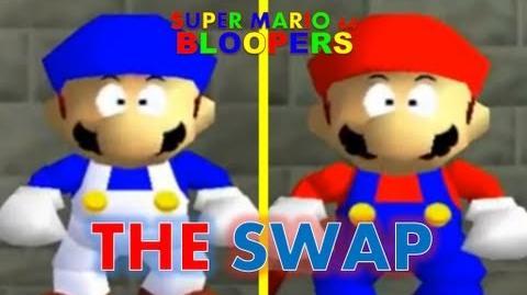Super mario 64 bloopers the swap