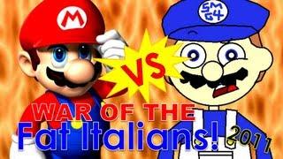 File:Mario vs Smg4.png