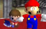 MarioVillagerChase
