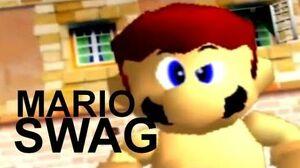 Super mario 64 short-Mario Swag
