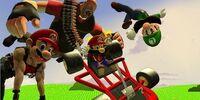 Retarded64: Mario for Hire.